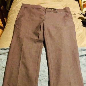 Banana Republic grey size 8 pants-Ryan